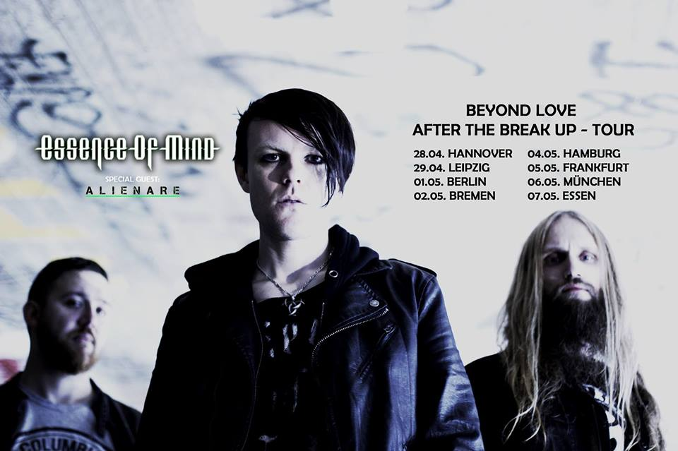 "Essence Of Mind auf ""After The Break Up Tour"""
