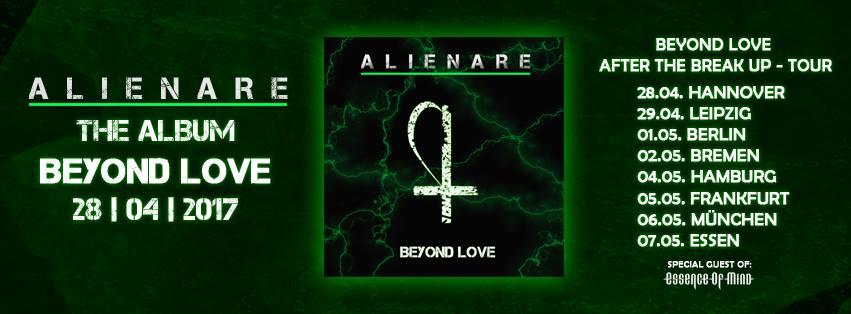 Alienare Debut Album
