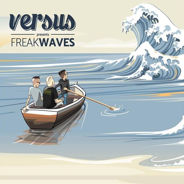 "Versus zweites Album ""Freakwaves"""