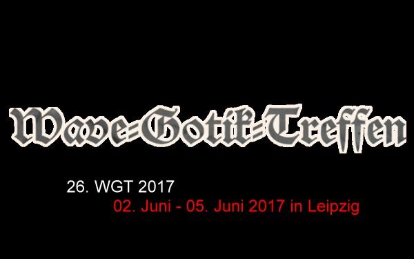 Bestätigte Künstler für das WGT 2017