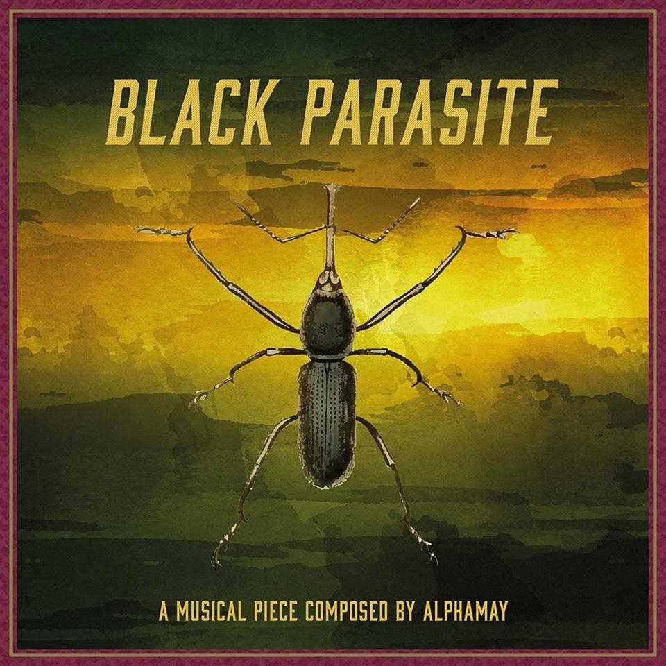 Alphamay - Black Parasite - Alphamay - Black Parasite