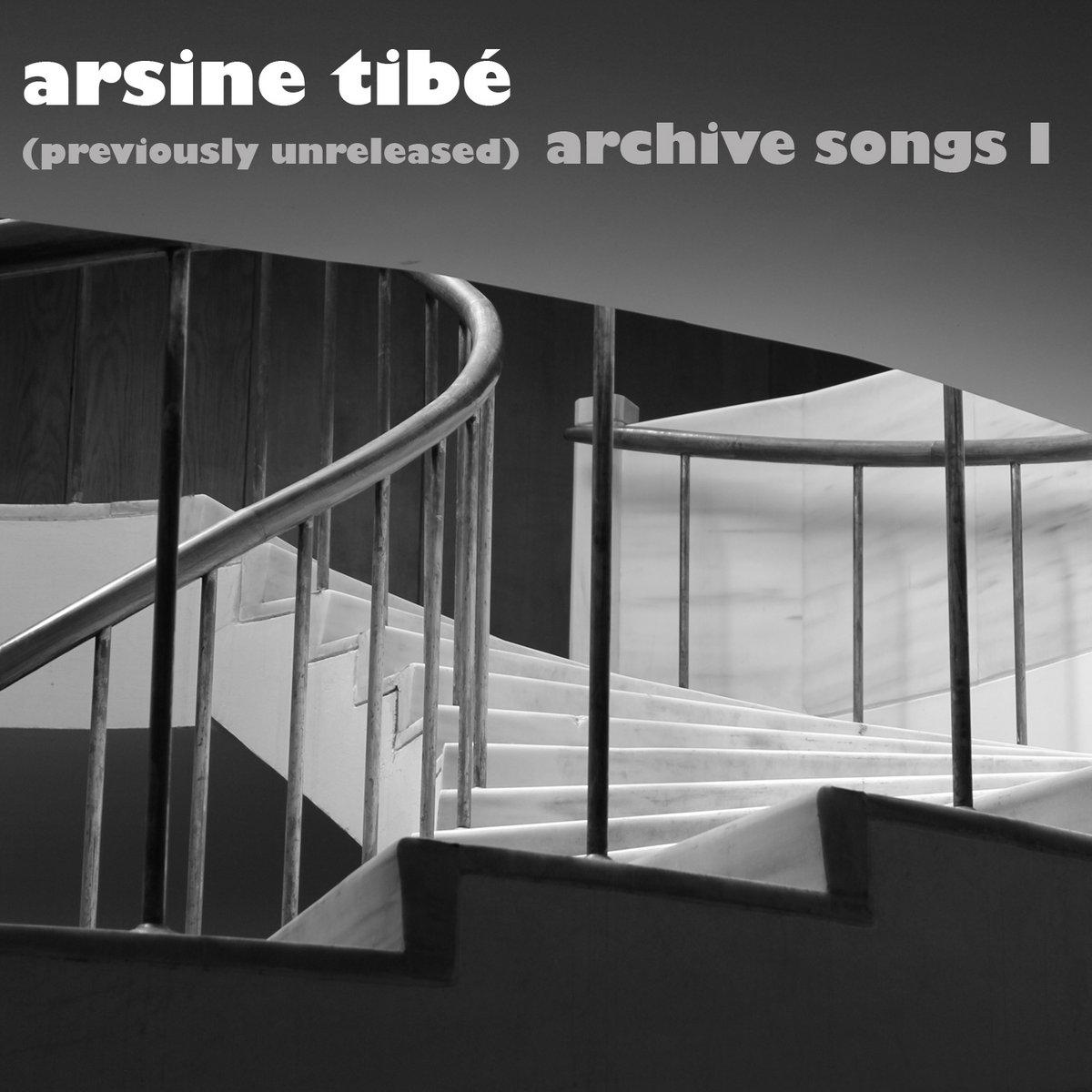 Arsine Tibé feat. Aidan Casserly - Aerial - Arsine Tibé feat. Aidan Casserly - Aerial