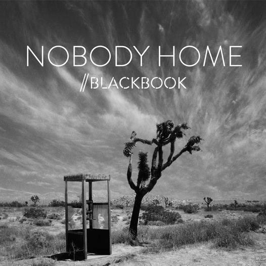 Blackbook - Nobody Home - Blackbook - Nobody Home