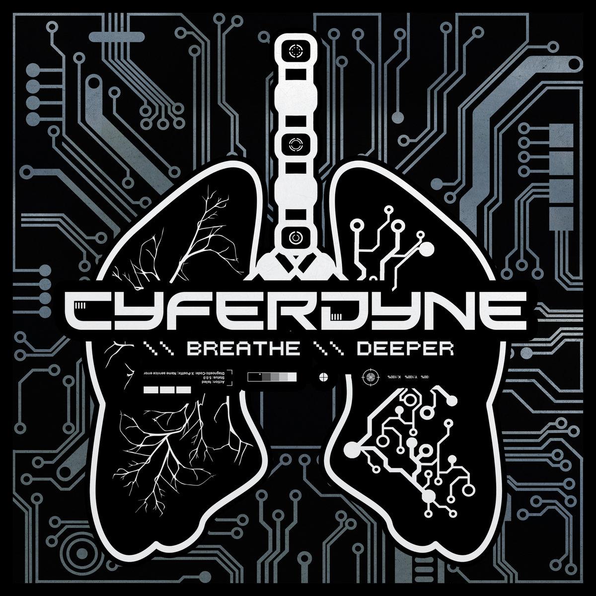 Cyferdyne - Breathe Deeper - Cyferdyne - Breathe Deeper