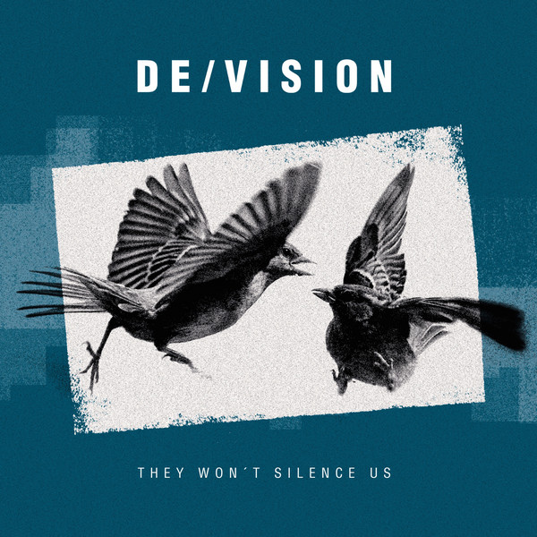 De/Vision – They Won't Silence Us - De/Vision ?– They Won't Silence Us