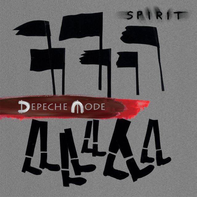 Depeche Mode - Spirit - Depeche Mode - Spirit