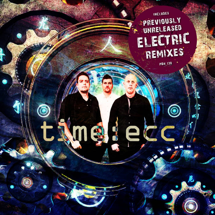 Electric City Cowboys - Time - Electric City Cowboys - Time