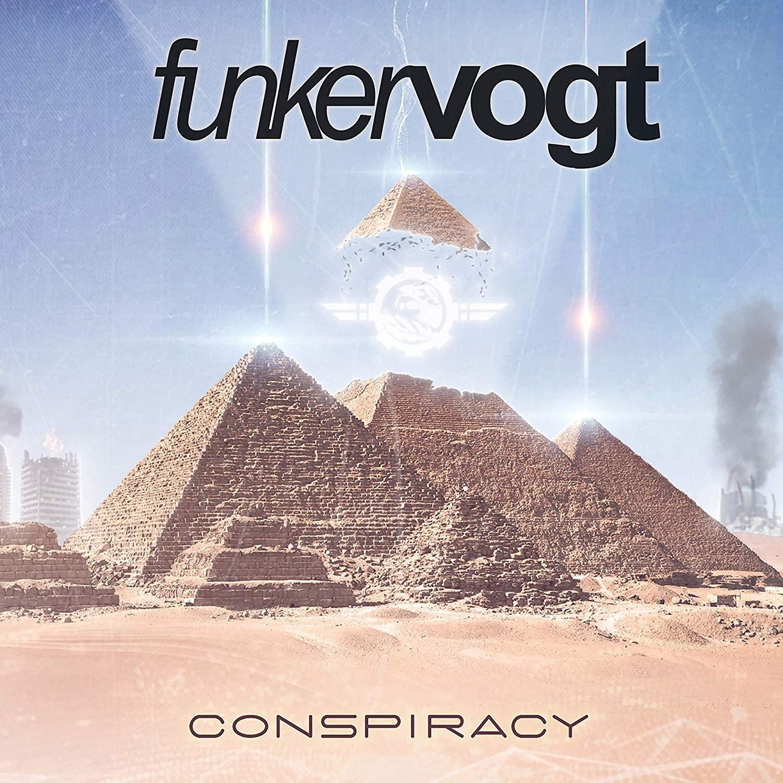Funker Vogt - The Fallen Race - Funker Vogt - Conspiracy (EP)