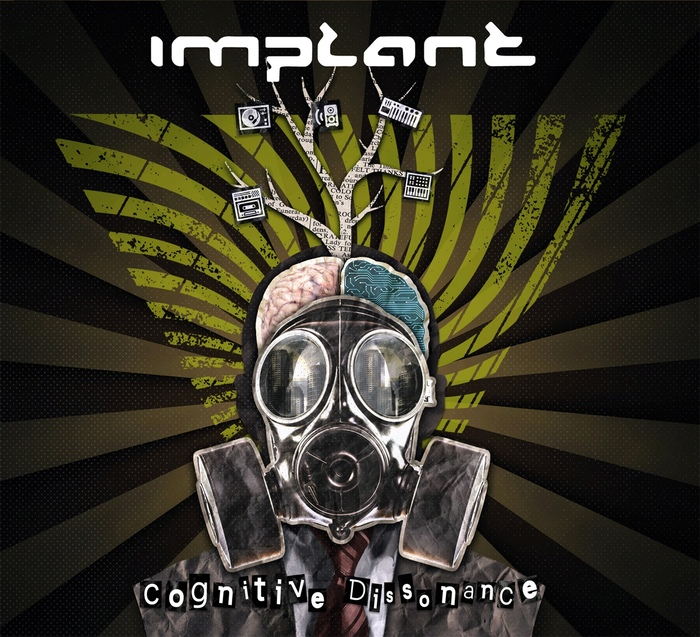 Implant - Cognitive Dissonance - Implant - Cognitive Dissonance