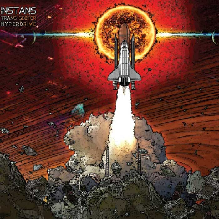 Instans - Trans Sector Hyperdrive - Instans - Trans Sector Hyperdrive