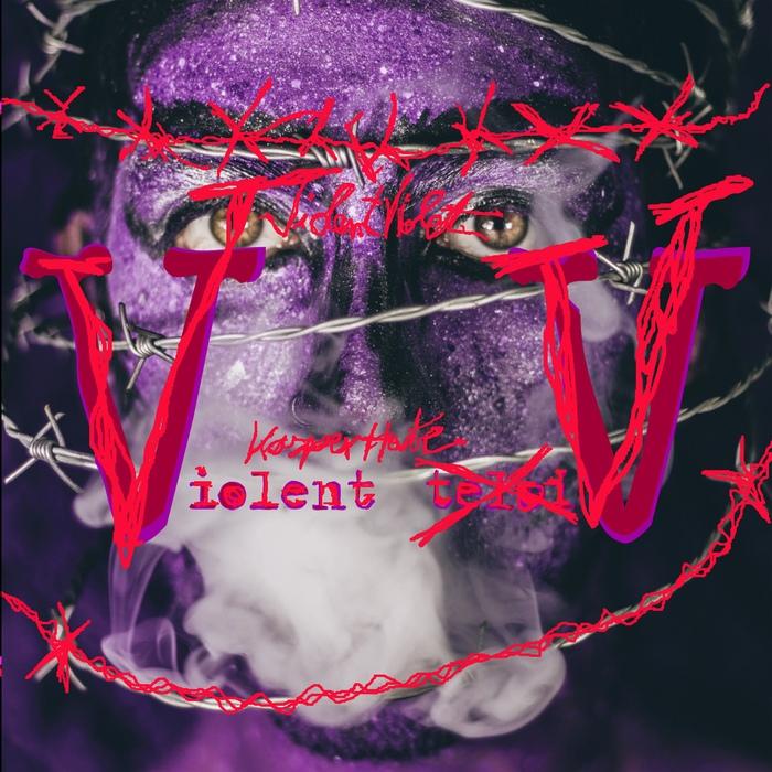 Kasper Hate - Violent Violet - Kasper Hate - Violent Violet