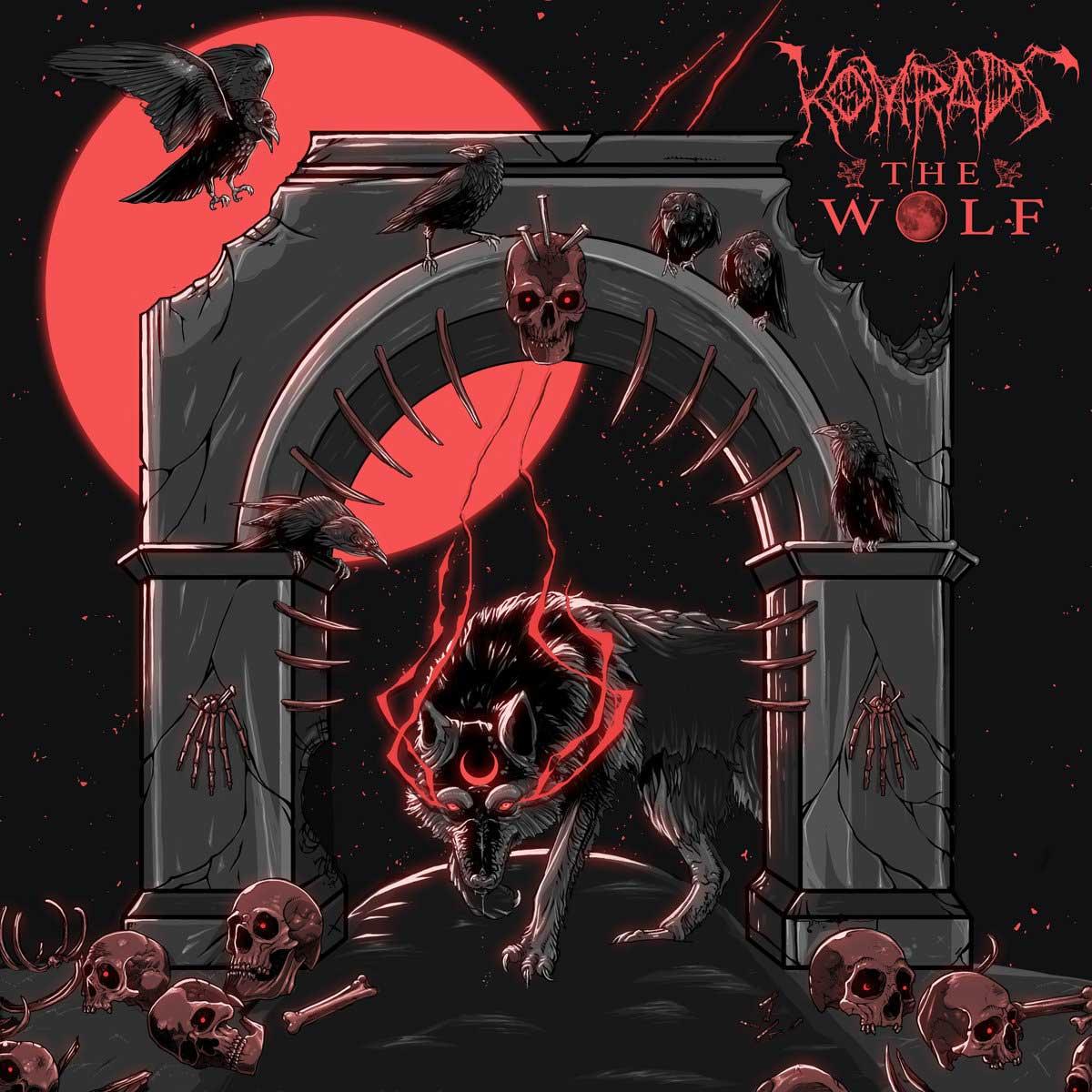 Komrads - The Wolf - Komrads - The Wolf