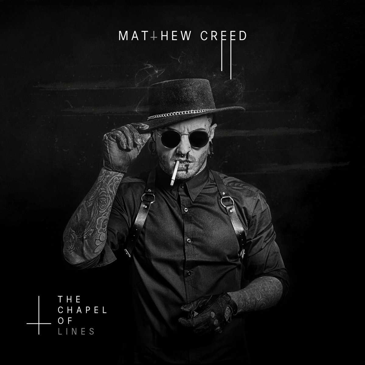 Matthew Creed - The Chapel Of Lines - Matthew Creed - The Chapel Of Lines