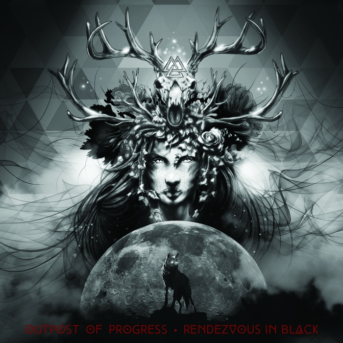 Outpost Of Progress - Rendezvous In Black - Outpost Of Progress - Rendezvous In Black
