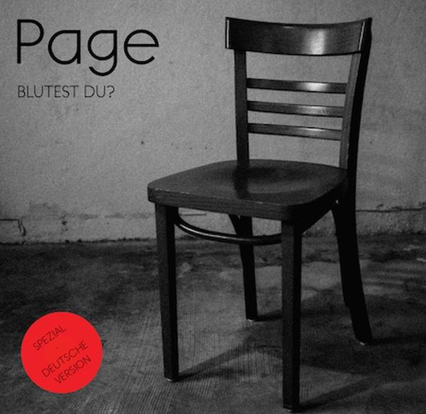 Page - Blutest Du? - Page - Blutest Du?