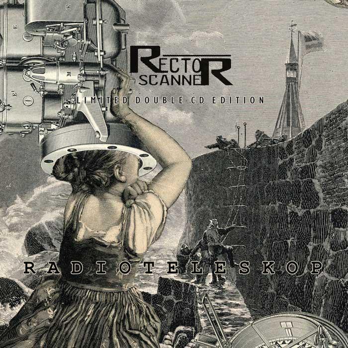 Rector Scanner - Radioteleskop - Rector Scanner - Radioteleskop