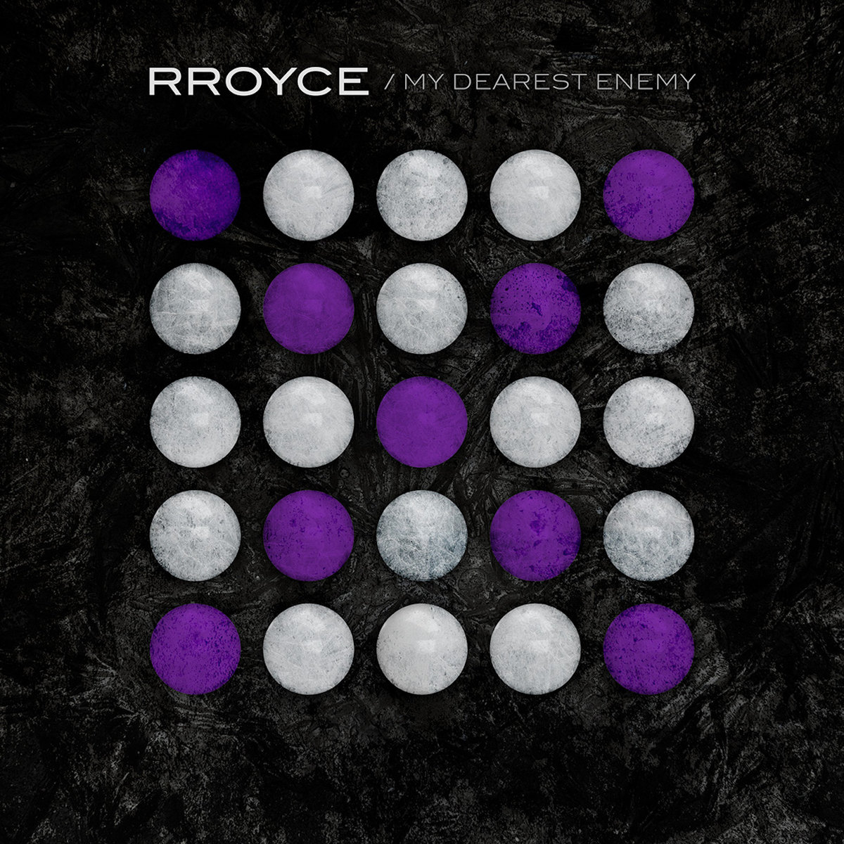 Rroyce - My Dearest Enemy - Rroyce - My Dearest Enemy