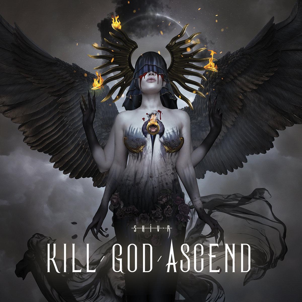Shiv-R - Kill God Ascend - Shiv-R - Kill God Ascend