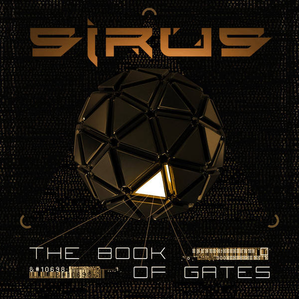 Sirus - The Book Of Gates - Sirus - The Book Of Gates