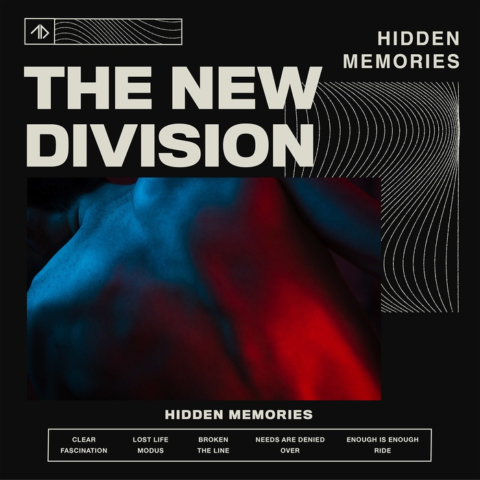 The New Division - Hidden Memories - The New Division - Hidden Memories