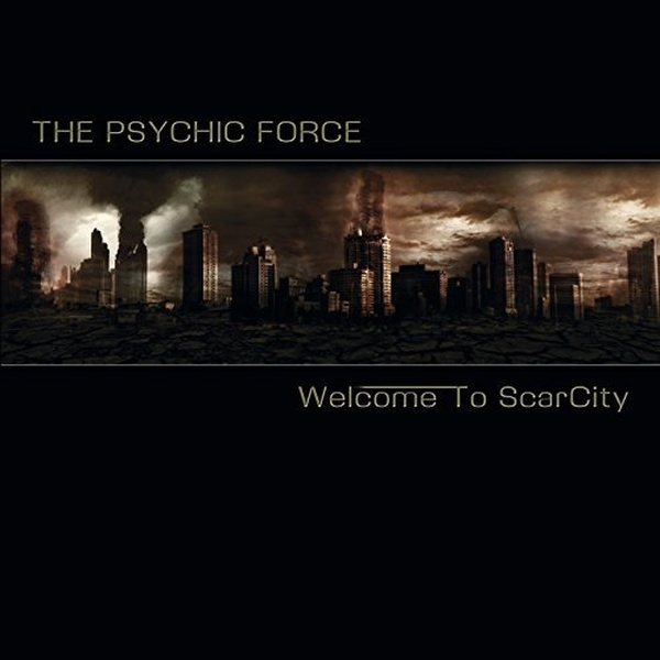 The Psychic Force - Vater EBM - The Psychic Force - Welcome To ScarCity