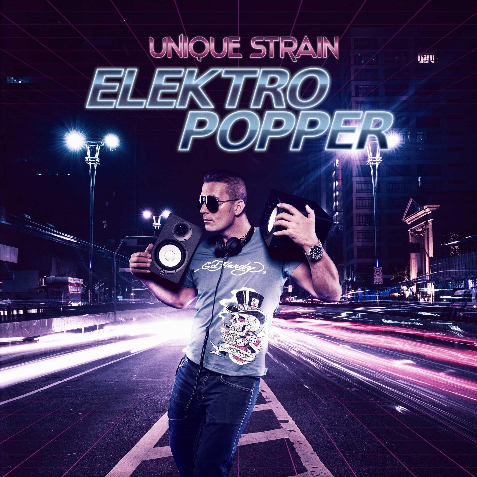 Unique Strain – Elektropopper - Unique Strain – Elektropopper
