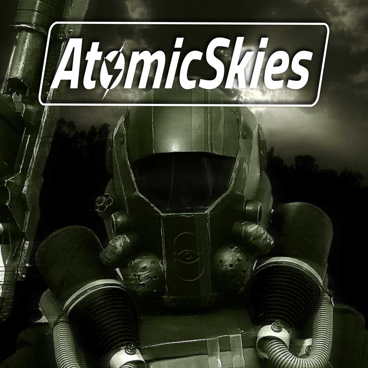 Vogon Poetry – Atomic Skies - Vogon Poetry – Atomic Skies