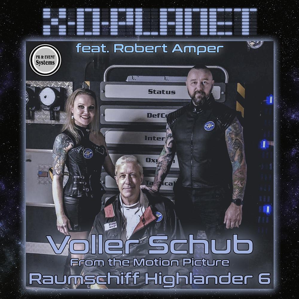 X-O-Planet feat. Robert Amper - Voller Schub - X-O-Planet feat. Robert Amper - Voller Schub