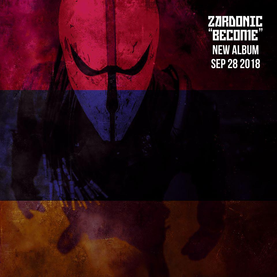 Zardonic - Before the Dawn feat. Celldweller - Zardonic - Become